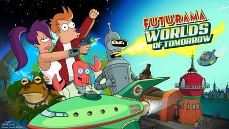 Futurama: Mundos del mañana: la nueva historia de los creadores de la serie llega a Android