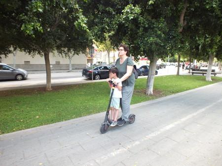 50e9ba6d5 1.000 kilómetros con un patinete eléctrico Xioami