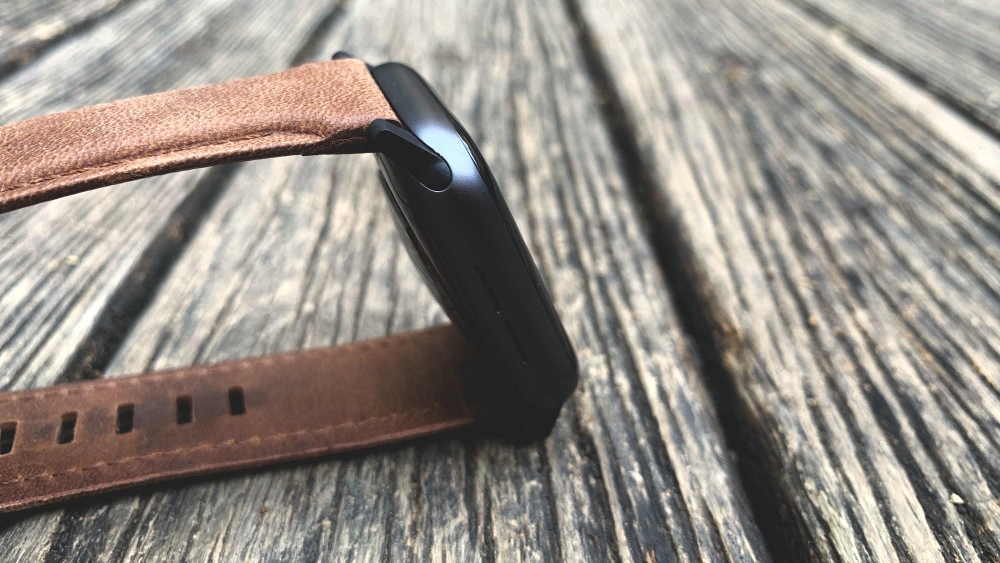 Foto de UAG Leather Strap para Apple Watch (6/18)