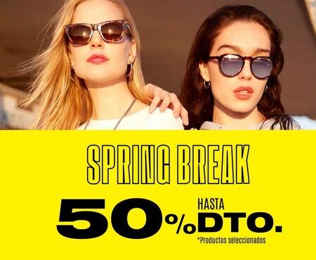 Spring Break en Hawkers, con descuentos de hasta el 50% en gafas de sol