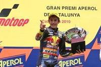 MotoGP Catalunya 2010: Marc Marquez se confirma como candidato al título de 125