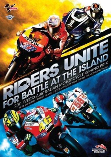Gran Premio Australia 2011: Próxima parada Territorio Stoner y solo quedan tres