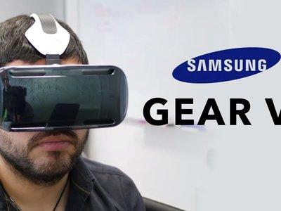 Gafas de realidad virtual Samsung Gear VR por 39 euros en MediaMarkt