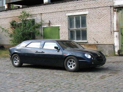 werwolf coche ruso raro