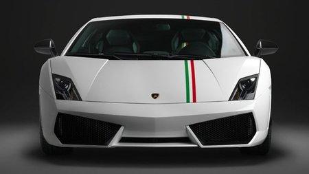 Lamborghini Gallardo Tricolore, celebrando la unificación italiana
