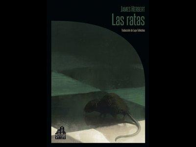 Cuidado con'Las ratas' de James Herbert, que son peligrosas...