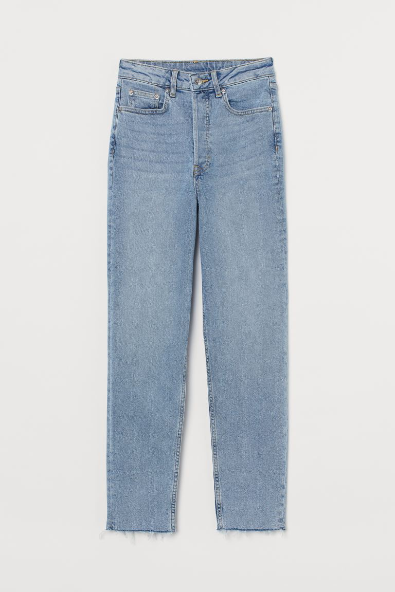 Mom Ankle Jeans H&M