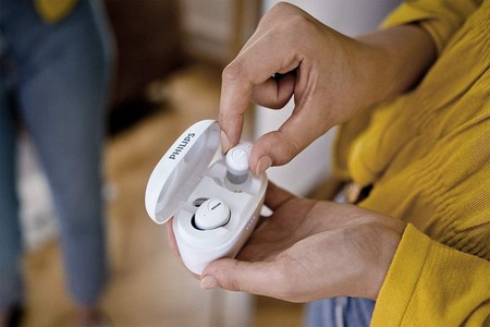 Gran rebaja en estos auriculares totalmente inalámbricos de Philips con 110 horas de autonomía en Amazon: 39,99 euros