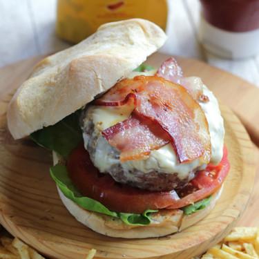 Cómo hacer hamburguesas caseras