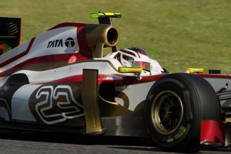 Dani Clos volverá a subirse al HRT F112 en los libres del Gran Premio de Gran Bretaña