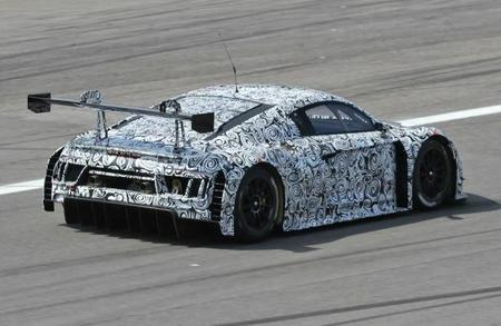 Audi ya prepara su nuevo GT