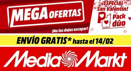 """Las ofertas de MediaMarkt esta semana son """"MegaOfertas"""", y no llevan gastos de envío"""