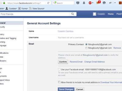 Así es el nuevo fallo de seguridad de Facebook que podría haberte robado la cuenta. Y no es único en su especie