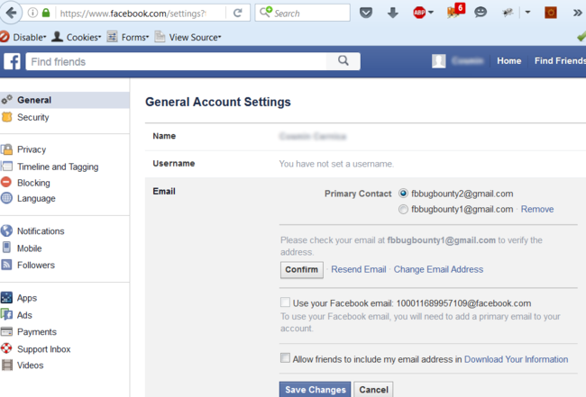Facebook Bug Allowed Attackers To Take Over Accounts On Other Sites 503428 6
