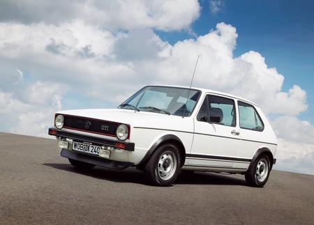 Volkswagen Golf I Gti 1976 1280 09