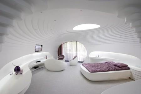 Los más innovadores hoteles de montaña