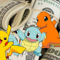 Pokémon Go ingresa 200 millones de dólares en su primer mes