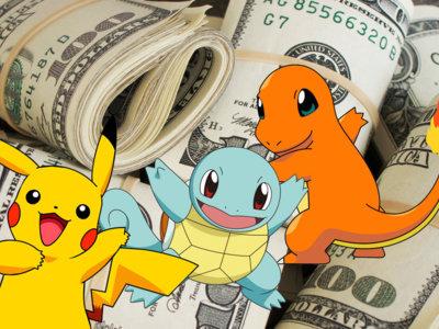 Pokémon Go ingresa 200 millones de dólares en su primer mes
