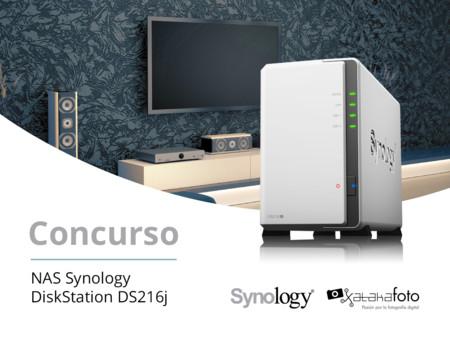Participa y gana con Synology: un servidor NAS DiskStation DS216j para backup de tus fotos y vídeos [finalizado]