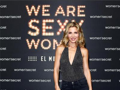 Elsa Pataky vuelve a ser una chica sexy para Women'Secret