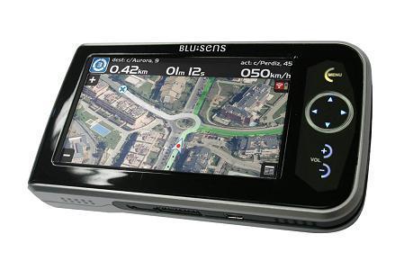 Blusens G01, la evolución del navegador GPS y con imagen real