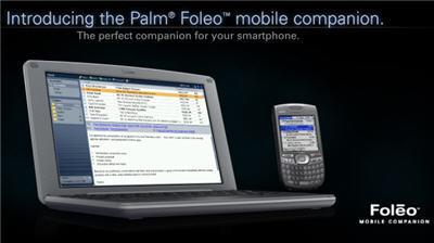 """Palm Foleo, el """"Mobile Companion"""""""