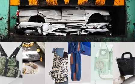 Hyundai lanza su colección RE:Style 2020: ropa y accesorios hechos con piezas sobrantes de un auto