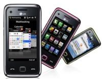 El LG GM730 llega con una tienda de aplicaciones de LG