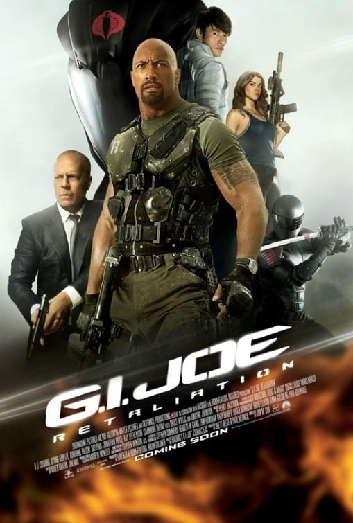 Foto de Todos los carteles de 'G.I. Joe: La venganza' (13/25)