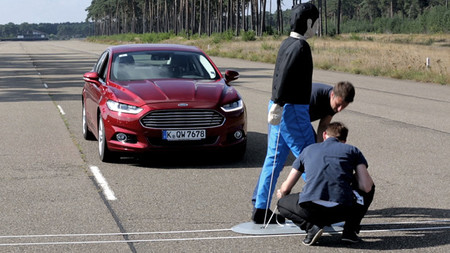 Ford Mondeo Pre Collision Assist