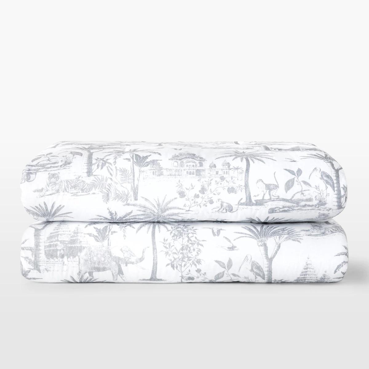 Edredón algodón sostenible Seoni para cama de 150 cms