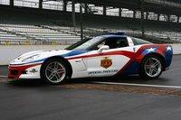 Lance Armstrong abrirá las 500 millas de Indianapolis con el Corvette Z06
