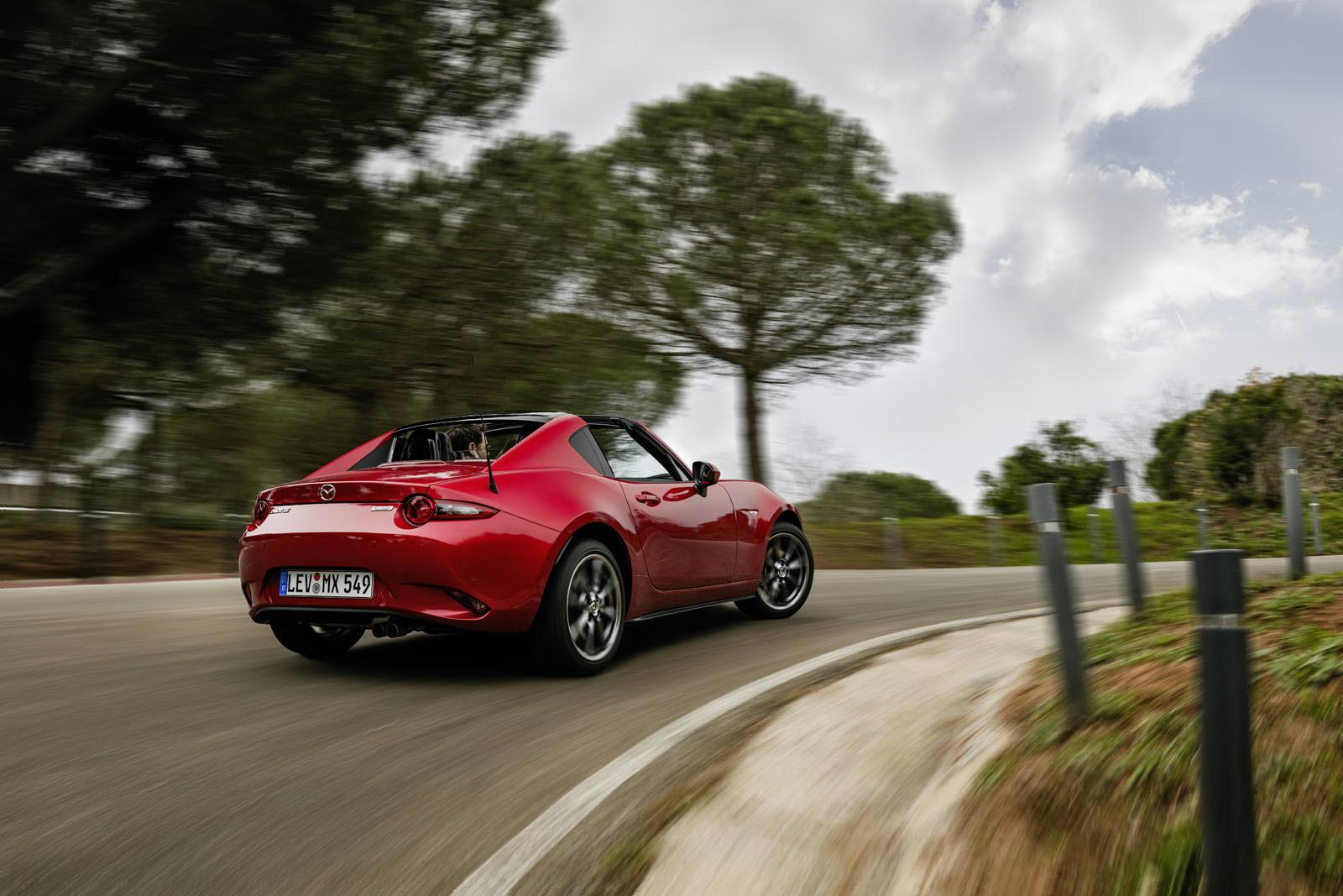 Foto de Mazda MX-5 RF (toma de contacto) (24/31)