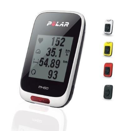 Polar M450, lo nuevo de Polar para el ciclista aficionado