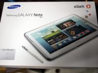 Samsung Galaxy Note 10.1 se deja ver en Corea, cuatro núcleos a 1,4GHz y 2GB de RAM