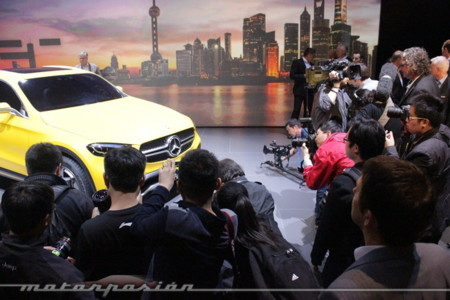 Mercedes Benz Glc Concept Premiere 2