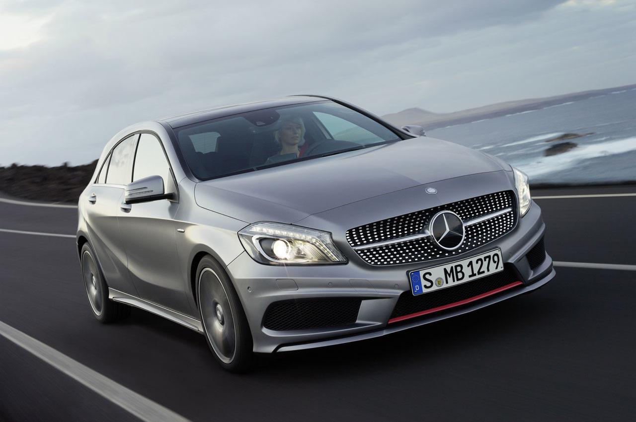 Foto de Mercedes-Benz Clase A 2012 (28/67)