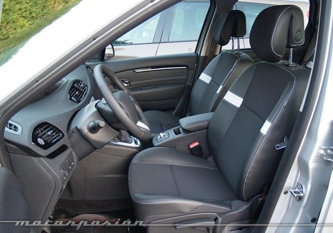 Renault Scénic 2012 presentación 13