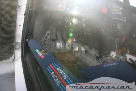 Interior lateral Lancia Martini