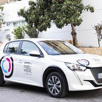 Emov añade a su flota el Peugeot e-208, que viene de la mano de una subida de precios para el carsharing en Madrid