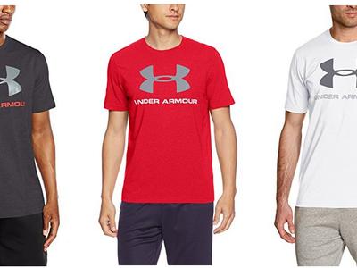 Camisetas Under Armour AW17 en varios colores desde 16,15 euros en Amazon