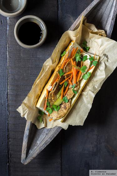 Receta de Banh Mi, el bocadillo vietnamita