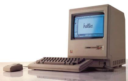 Los ordenadores Mac cumplen 23 años