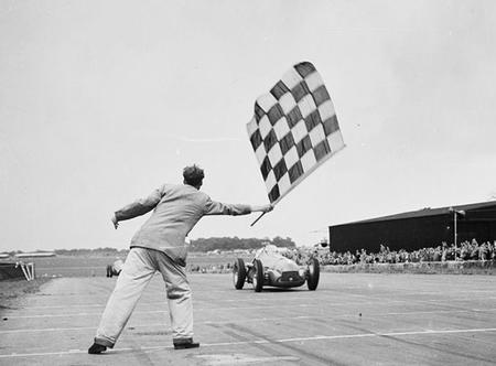 Gran Premio de Gran Bretaña 1950: el inicio de una pasión