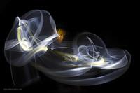 Light Painting estilo Jedi. Mezclando sables de luz, danza y artes marciales para crear imágenes impactantes