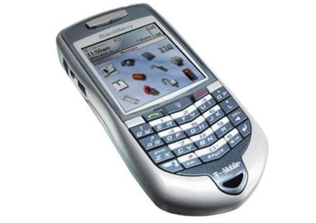 BlackBerry Charm 7100