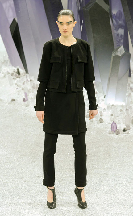 Foto de Chanel Otoño-Invierno 2012/2013 en París (65/67)