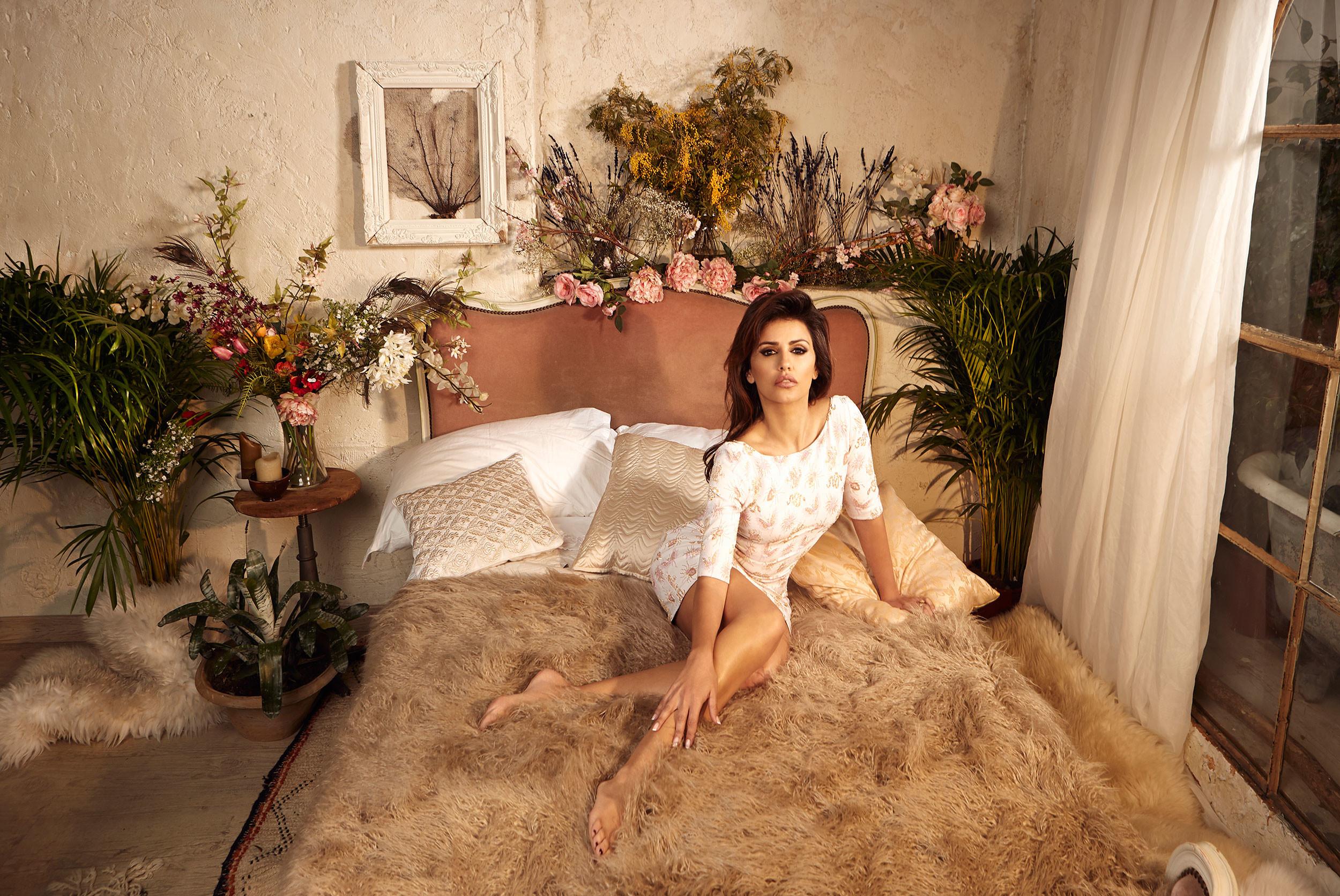 Foto de Mónica Cruz, más sexy que nunca, nos descubre una nueva firma de moda (7/10)