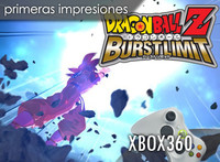 Primeras impresiones: Dragon Ball Z Burst Limit