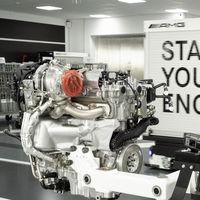 El motor del futuro Mercedes-AMG A 45 será el cuatro cilindros de producción más potente, ¡con 421 CV!